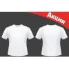 Купить белые футболки оптом.
