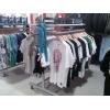 Распродажа оборудования б/у (торговая мебель - стеллажи и стойки)  для одежды,  обуви и сумок.