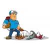 Уничтожение клопов,  тараканов,  дезинсекция,  дезинфекция