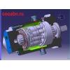 Роторная группа Bosch Rexroth A10VO100