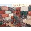 Многофункциональный станок по теплоблокам, блокам, плитке, брусчатке, кирпичу под мрамор.